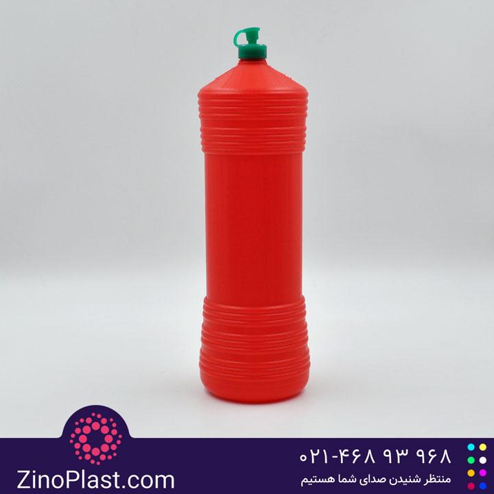 بطری 1 لیتری مایع ظرفشویی طرح جام