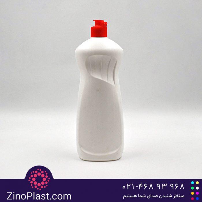 بطری مایع ظرفشویی