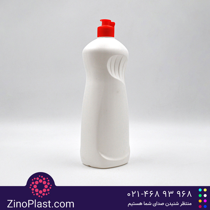 بطری مایع ظرفشوی