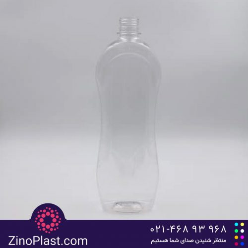 بطری پت مایع ظرفشویی طرح پریل